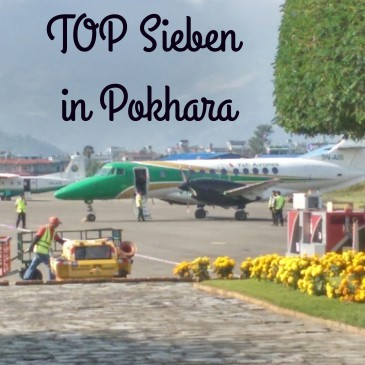 Top Sieben in Pokhara